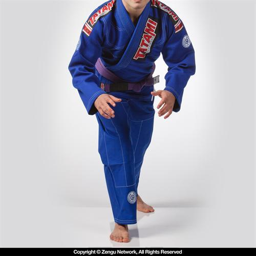Tatami Tatami Estilo 3.0 Mix & Match Sizes Blue BJJ Gi